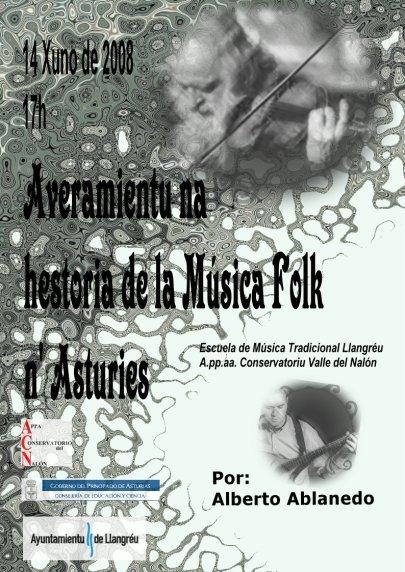 Averamientu na Hestoria de la música Folk n'Asturies