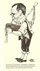 Caricatura Cesar